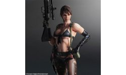 Metal Gear Solid V figurine Quiet 4