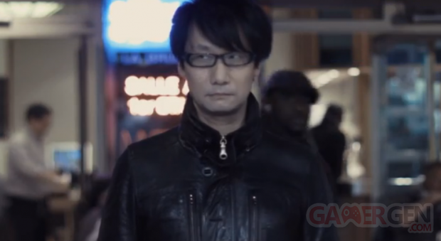 Metal Gear Solid V Ground Zeroes vide?o Hideo Kojima