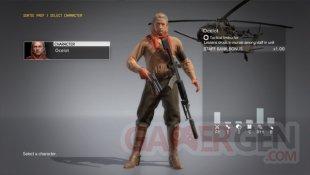 Metal Gear Solid V mise à jour août 2017 01