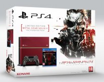 Metal Gear Solid V The Phantom Pain 09 06 2015 bundle PS4 collector
