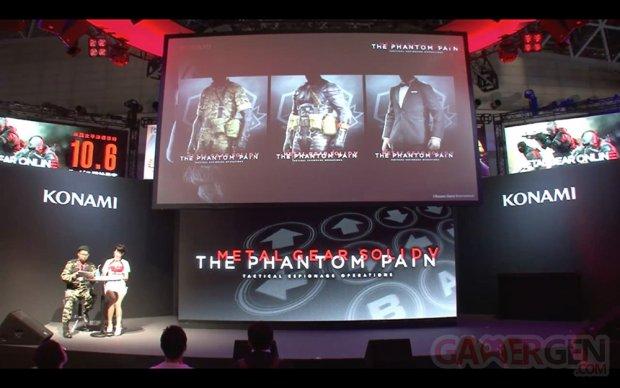 Metal Gear Solid V The Phantom Pain 18 09 2015 DLC 1