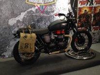 Metal Gear Solid V The Phantom Pain 23 05 2015 Venom Triumph Bonneville VTB1 pic 10