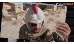 Metal Gear Solid V The Phantom Pain 25 12 2014 chapeau poulet 4