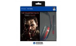 Metal Gear Solid V The Phantom Pain casque hori ps4 (4)