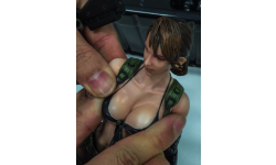 Metal Gear Solid V The Phantom Pain figurine Quiet 1