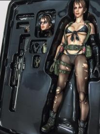 Metal Gear Solid V The Phantom Pain figurine Quiet 2