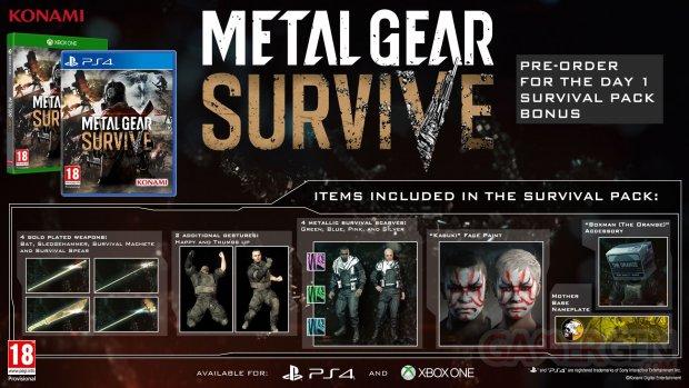 Metal Gear Survive images (2)