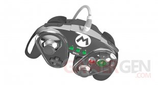 Metal Mario 30th Anniversary Controller manette (2)