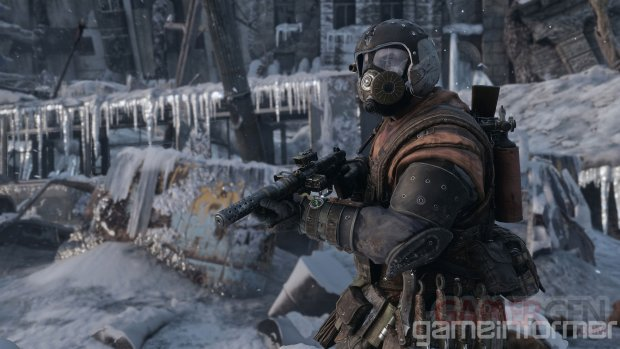 Metro Exodus game informer   print and online   03