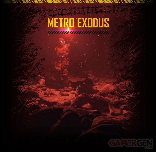 Metro Exodus GameInformer février 2018 bis