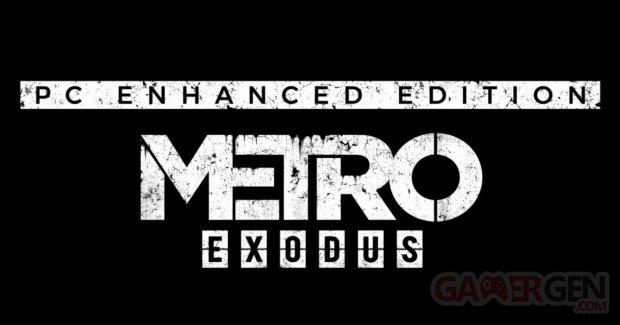 Metro Exodus PC Enhanced Edition logo