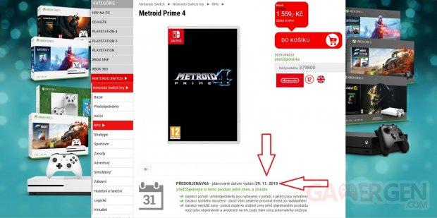 Metroid Prime 4 SuperGamer