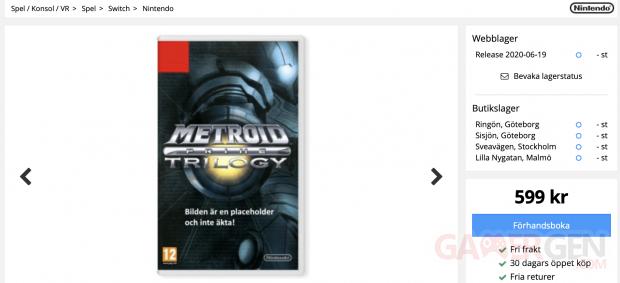Metroid Prime Trilogy 25 05 2020