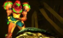 Metroid Samus Returns head