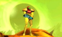 Metroid Samus Returns head