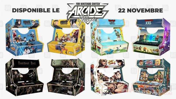 Microids Arcades Mini banner