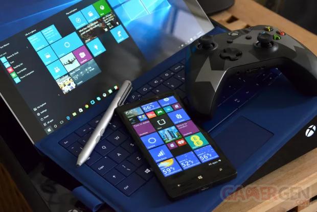 Microsoft Family Hardware 2015 console