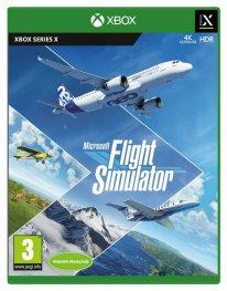 Microsoft Flight Simulator old cover