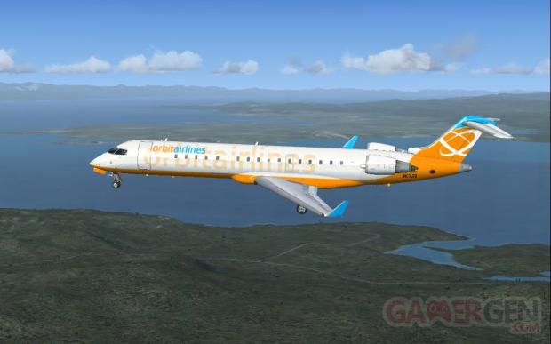 Microsoft FLight Simulator X 2
