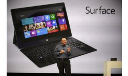 microsoft surface rt steve ballmer