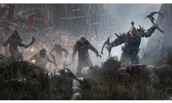 Middle Earth Shadow of Mordor art 1