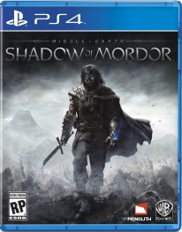 middle earth shadow of mordor cover jaquette boxart ps4