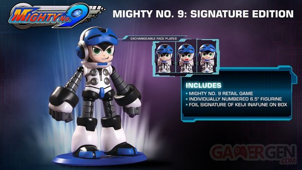 Might No 9 signature edition