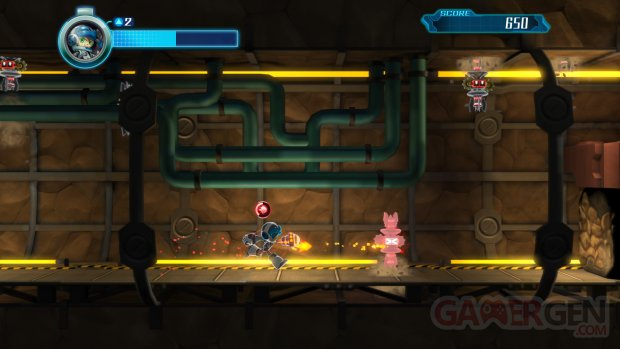 Mighty No 9 image screenshot 4