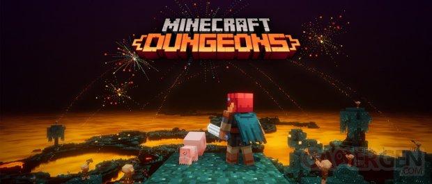 Minecraft Dungeons 10 millions joueurs