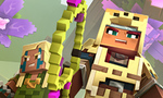 minecraft dungeons mois sortie dlc jungle awakens bientot cross play
