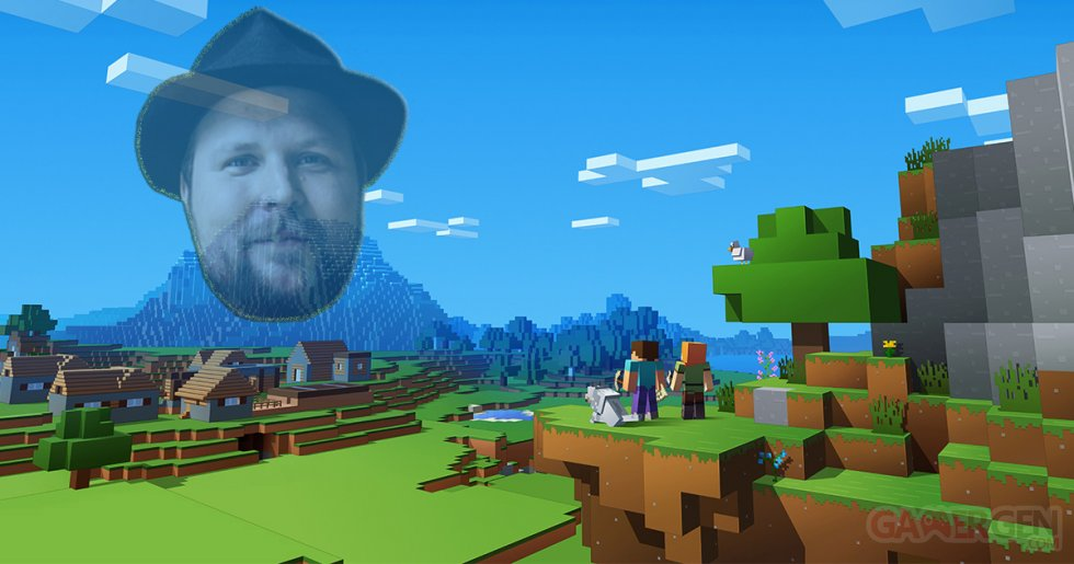 Minecraft Notch