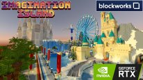 Minecraft RTX 8