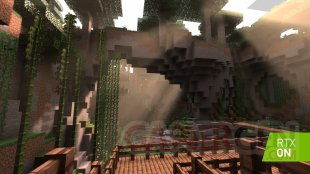 minecraft rtx dxr ray tracing 003 on min