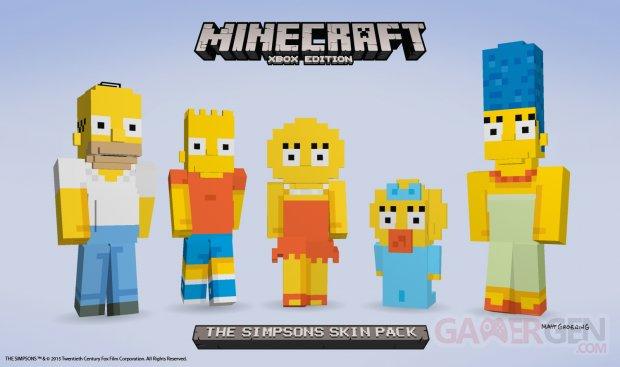 Minecraft Simpson images screenshots 2