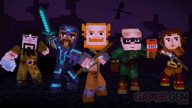 Minecraft Story Mode A Block and a Hard Place 13 12 2015 screenshot (3)