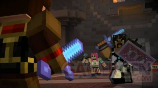 Minecraft Story Mode A Journey's End 18 09 2016 screenshot 3