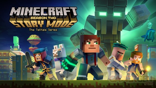 Minecraft Story Mode Saison 2 07 06 2017 screenshot (1)