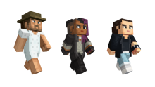 Minecraft Stranger Things Skins (12)
