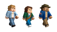 Minecraft Stranger Things Skins (13)