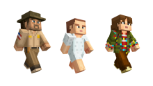 Minecraft Stranger Things Skins (15)