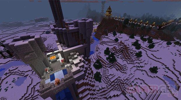 Minecraft Windows 10 Edition Beta screenshot 1