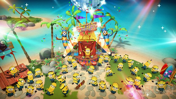 Minions Paradise screenshot