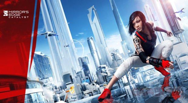 Mirror's Edge Catalyst 09 06 2015 official artwork