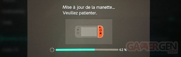 Mise a jour Joy Con Switch image 1