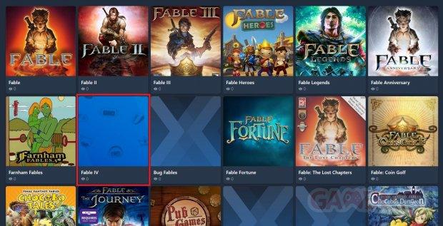Mixer Fable IV Microsoft