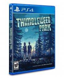 MockUp ThimbleweedPark PS4