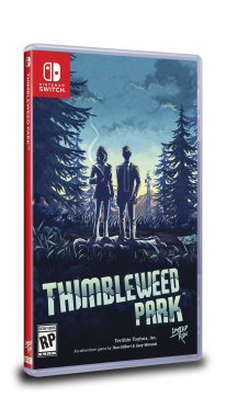 MockUp ThimbleweedPark Switch