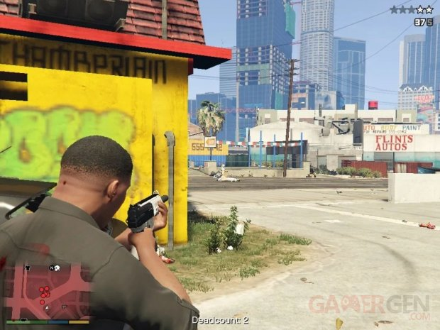 MOD GTA V   Gang hideouts