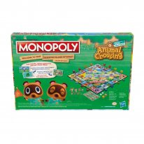 Monopoly Animal Crossing New Horizons pack 2