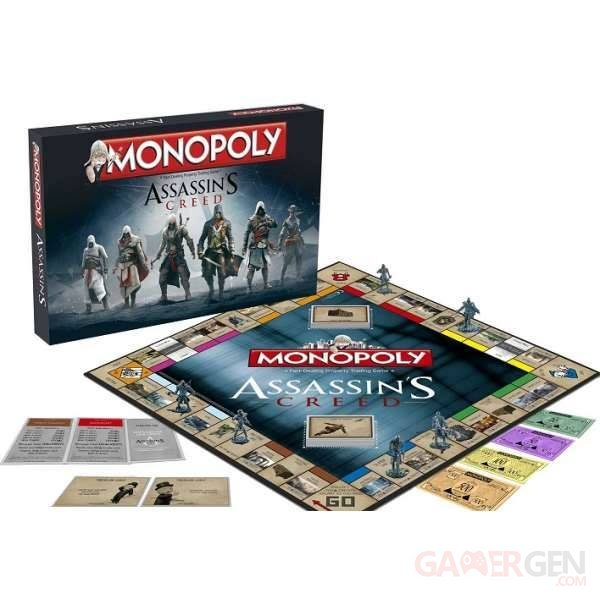 Monopoly Assassin's Creed